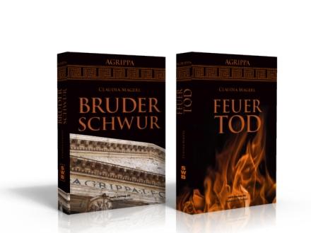Zweiteiliger historischer Roman