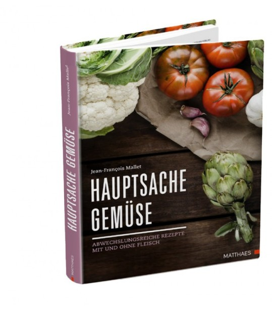 Hauptsache Gemüse, Matthaes Verlag
