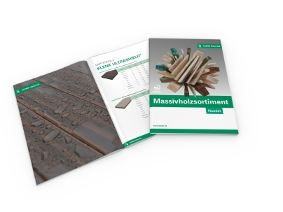 Handelskatalog Klenk Holz